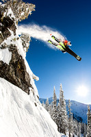 Skier: Trace Cooke